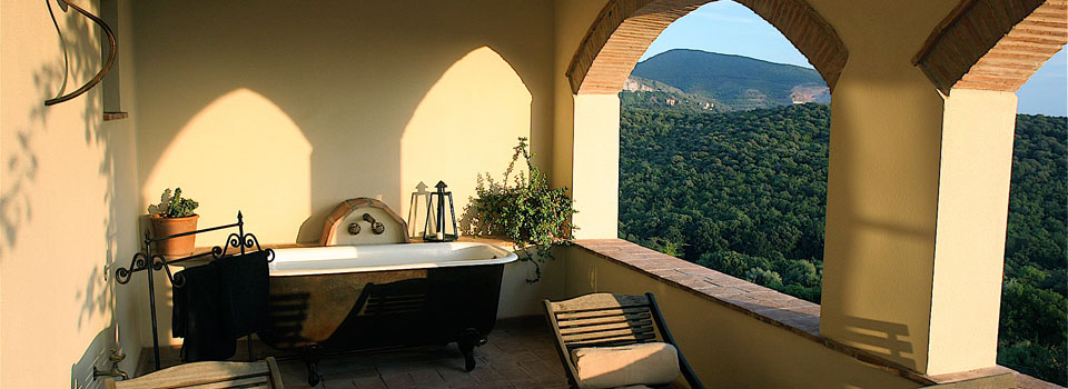 Italy - Tuscany: Slow-food and relaxation