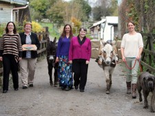 The Riding Centre team