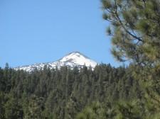 The Teide volcano