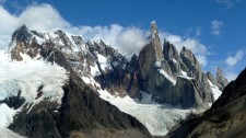 The Fitz Roy Massif from a different angle (Argentina)
