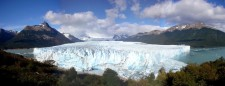 Perito Moreno Glacier from the front (Argentina)