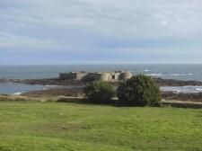 Alderney – Fort Houmet Herbé