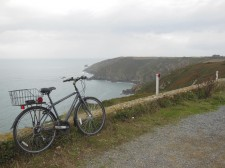 Guernsey – Biking along the coast