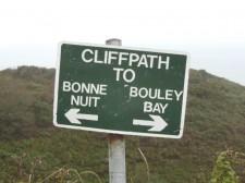 Jersey – Don't fall asleep near the cliffs !