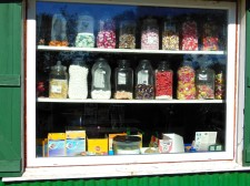Sark – One of the grocery stores on the island