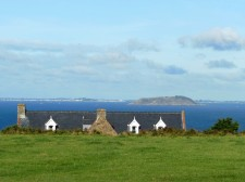 Sark – View on Herm and Guernsey