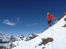 Mountaineering Extension – Let's not forget to go back down !