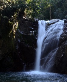 Rafting Extension – A waterfall in the jungle