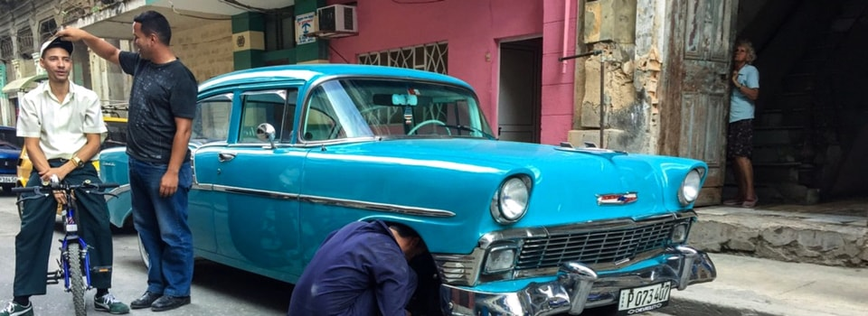 Cuba – To the rhythm of the Rumba, the Son and the Salsa