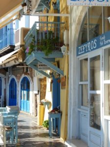 A street of Rethymno