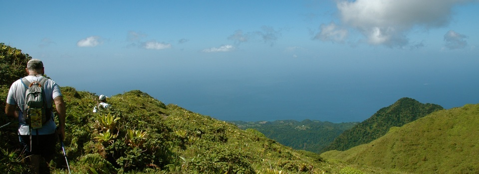 Caribbean - La grande odyssée, sail and hike from Martinique to Trinidad & Tobago