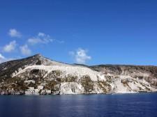 The cliffs of Lipari