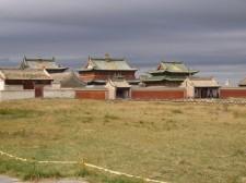 Erdene Zuu monastery in the ancient capital Karakorum