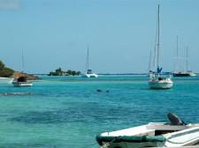 Canouan island mooring, Grenadines
