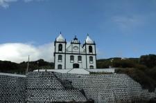 Calheta de Nesquim São Sebastião church