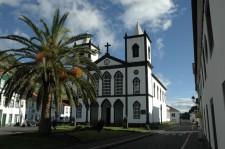 Lajes church