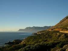 The magnificient coast near the town of Gansbaai
