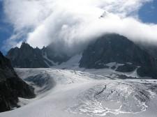The Glacier du Tour