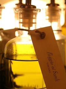 Local organic olive oil