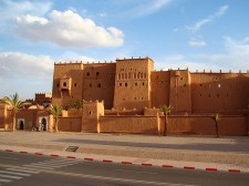 Kasbah Taourirt in Ouarzazate