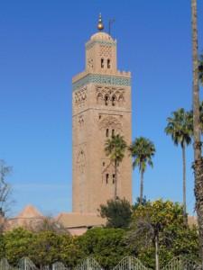 The Koutoubia of Marrakech