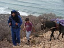 Trek on the Atlantic Moroccan coast