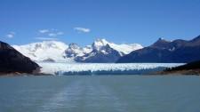 The spectacular glacier Perito Moreno (Argentina)