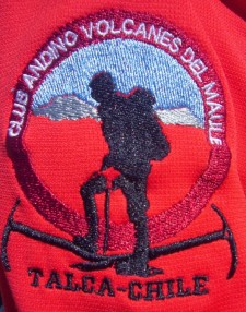 Emblem of the Talca guides, Maule region (Chile)