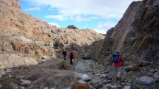 The valley of fossils (Argentina)