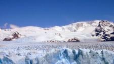 The crenellated surface of Perito Moreno Glacier (Argentina)