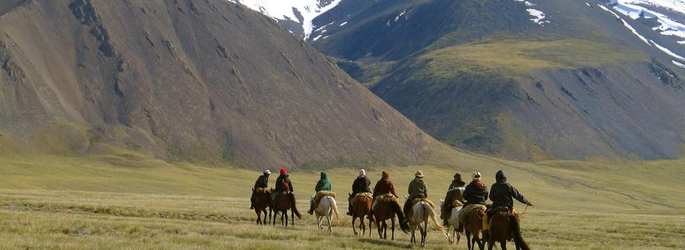 Kyrgyzstan – The Silk Road on horseback