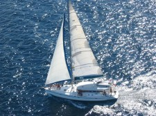 Full sails ahead