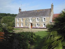 Guernsey – A typical island mansion