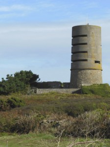 Guernsey – A german fortified tower