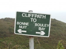 Jersey – Don't fall asleep near the cliffs !