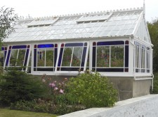 Jersey – A greenhouse for roses