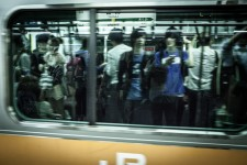 A subway that could be a lot more crowded !
