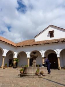 Colonial Towns Extension– La Casa de la Libertad in Sucre