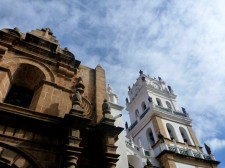 Colonial Towns Extension – Some of the magnificent buildings you can see in Sucre
