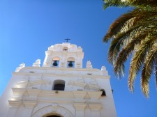 Colonial Towns Extension – A beautiful church in Sucre