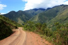 Mountain Tropical Forest Extension – On the way to the jungle