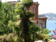 The Princes' Islands and Trotsky's house