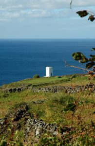 Vigia de Queimada, a whale-watching observation point once used for whaling