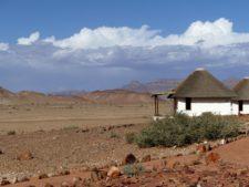 Lodge in the Sesriem area